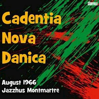 August 1966 Jazzhus Montmartre
