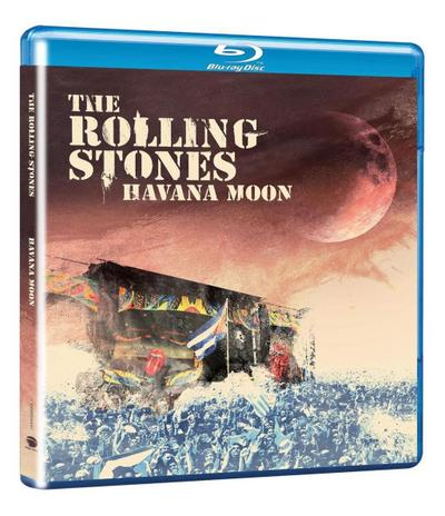 Rolling Stones - Havana Moon [Blu-ray] - Universal, Music, DVD - Blu-ray, Deutsch, The Rolling Stones, ,