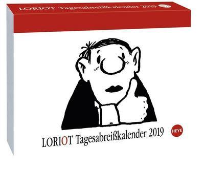 loriot-tagesabrei-kalender-kalender-2019