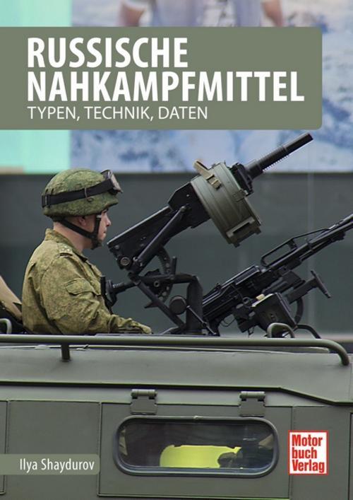 Russische Nahkampfmittel, Ilya Shaydurov