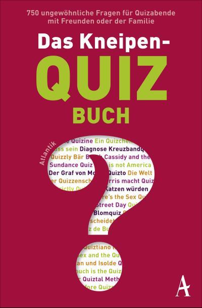 Das Kneipen-Quizbuch