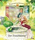 Der Froschkönig (Pappbilderbuch mit Panorama- ...