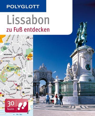 POLYGLOTT – Lissabon  zu Fuß entdecken