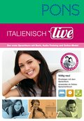 PONS Italienisch live: Der erste Sprachkurs mit Buch, Audio-Training und Online-Modul. Buch mit MP3-CD