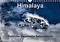 9783665894160 - Wolfgang-A. Langenkamp: Himalaya - Gipfel des Sagarmatha Nationalparks (Wandkalender 2018 DIN A4 quer) - Berge des Sagarmatha Nationalparks, Nepal - Himalaya (Monatskalender, 14 Seiten ) - Book