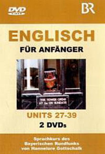 Tl.3 : Units 27-39, 2 DVDs - Brmedia - DVD, Deutsch| Englisch, Hannelore Gottschalk, ,