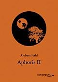 Aphoris II
