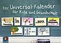 Der Universal-Kalender für Kita und Grundschule, 2017