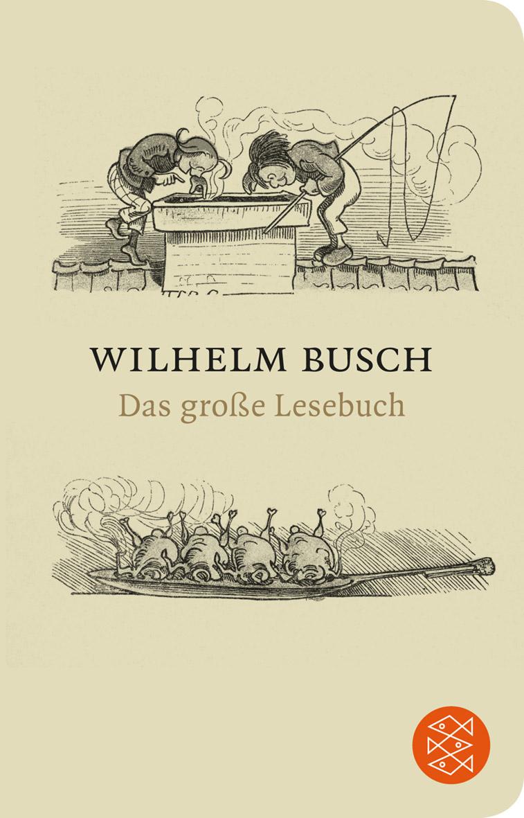 NEU Das große Lesebuch Wilhelm Busch 512706