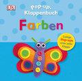 Farben; Pop-up-Klappenbuch; Deutsch; Durchgeh ...