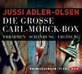Die große Carl-Mørck-Box (17 CDs), 3 Teile: 1 ...