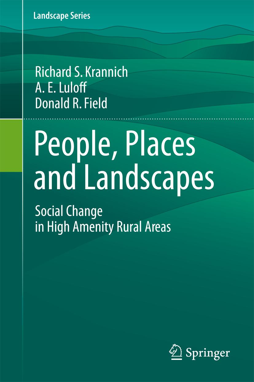 BUCH - People, Places and Landscapes - Richard S. Krannich