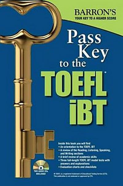 pass-key-to-the-toefl-ibt-with-mp3-audio-cd