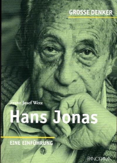 Große Denker  Hans Jonas