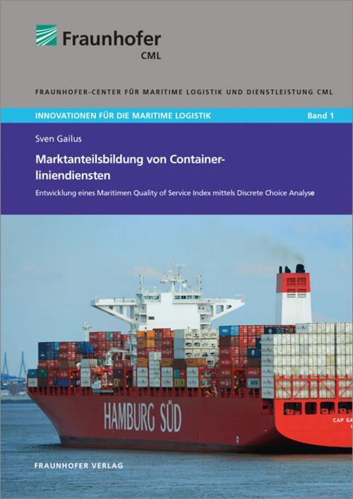 Marktanteilsbildung von Containerliniendiensten Sven Gailus