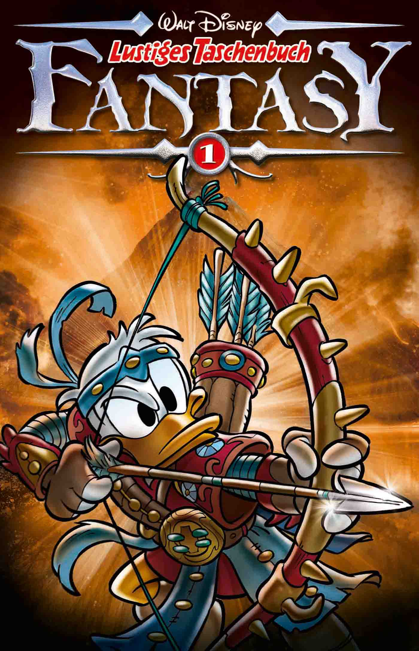 NEU-Lustiges-Taschenbuch-Fantasy-1-Walt-Disney-322012