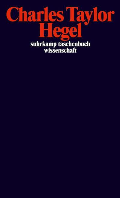 hegel-suhrkamp-taschenbuch-wissenschaft-