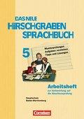 Das neue Hirschgraben Sprachbuch, Hauptschule ...