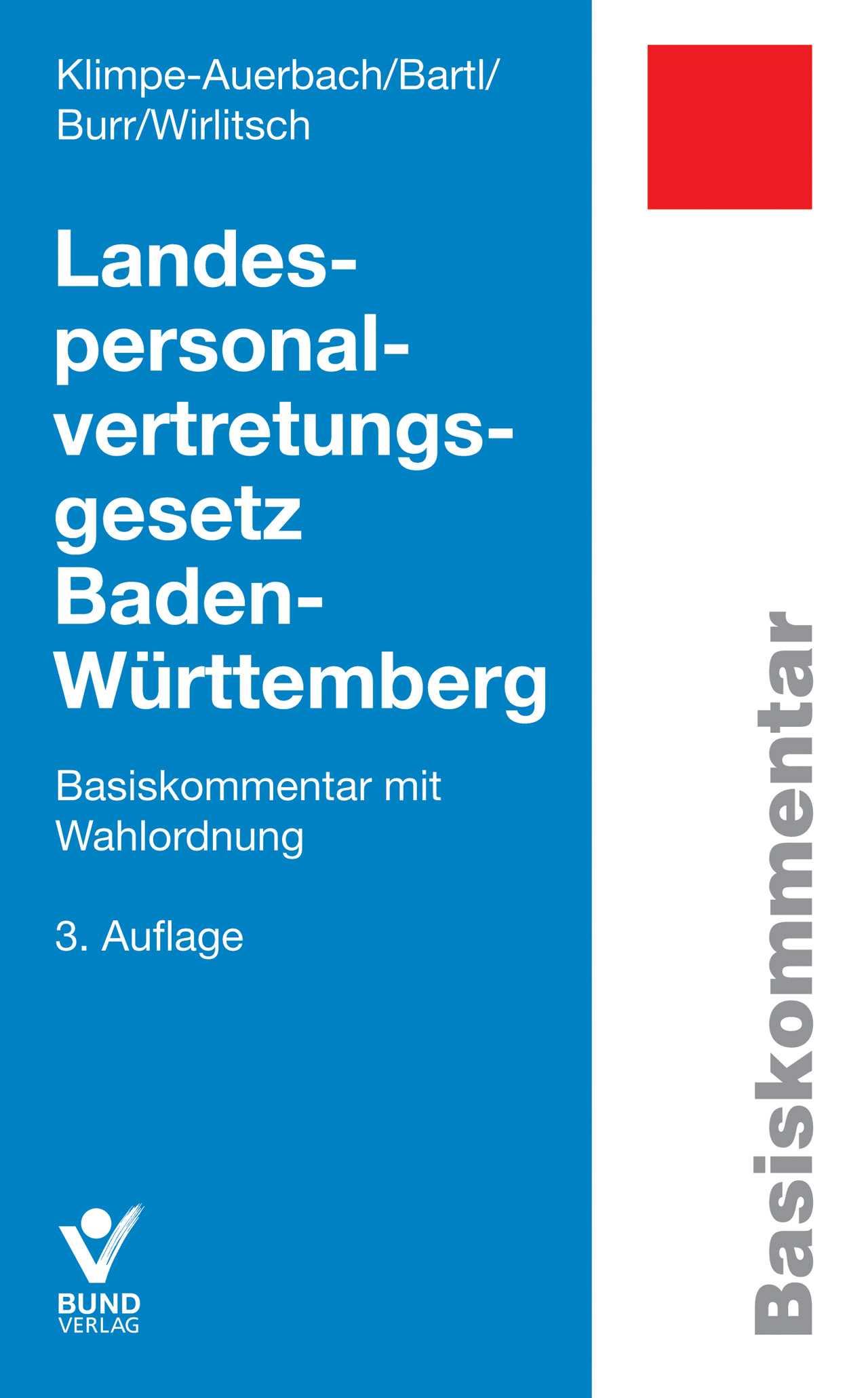 Landespersonalvertretungsgesetz-Baden-Wuerttemberg-Lothar-Altvater