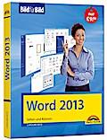 Word 2013 Bild für Bild lernen: sehen und können