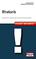 Pocket Business. Rhetorik; Die Kunst, zu über ...