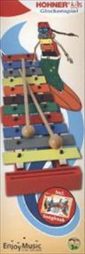 HOHNER kids Glockenspiel - m. Liederheft