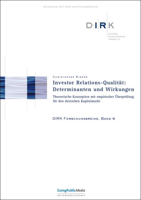 Investor-Relations-Qualitaet-Determinanten-und-Wirkungen-Christopher-Ridder