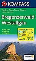Bregenzerwald / Westallgäu 1 : 50 000