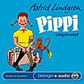 Pippi Langstrumpf. CD (Oetinger Audio