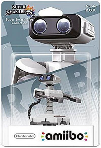 amiibo Smash R.O.B. - Nintendo - Zubehör, Deutsch, , ,