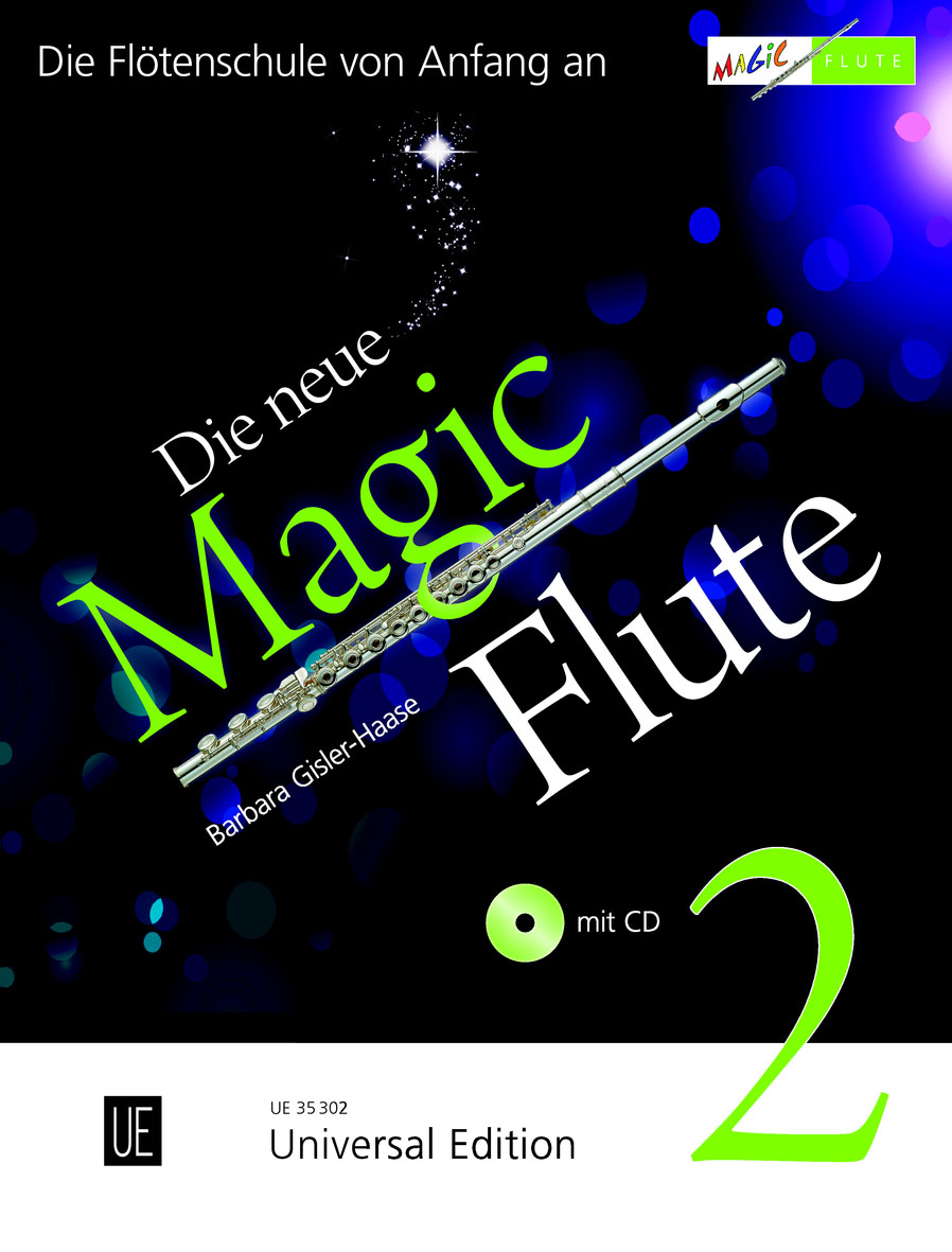 Barbara-Gisler-Haase-Die-neue-Magic-Flute-m-Audio-CD-Bd-9783702470104