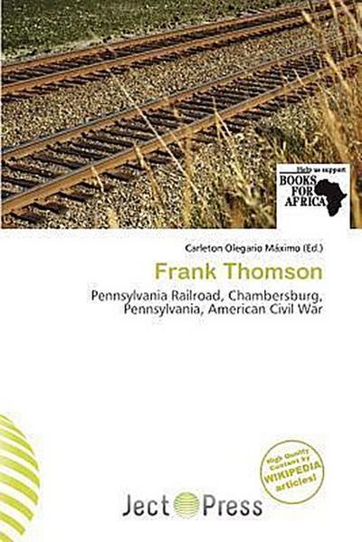 FRANK THOMSON