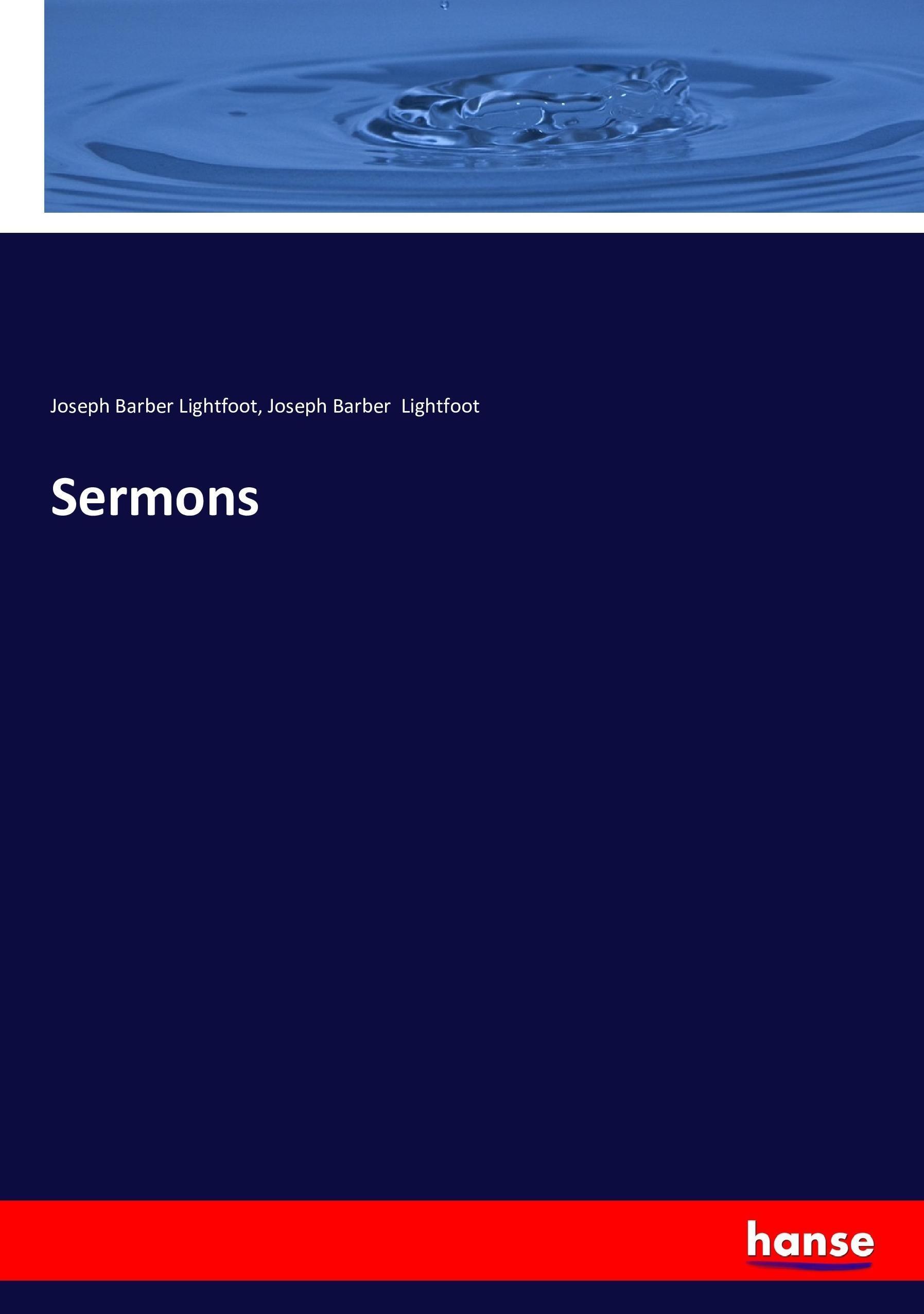 Sermons-Joseph-Barber-Lightfoot