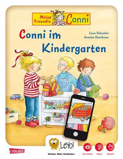 LeYo!: Conni im Kindergarten