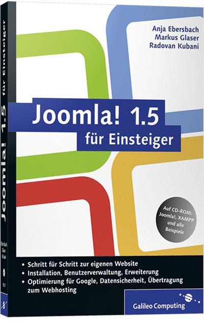 joomla-1-5-fur-einsteiger-joomla-anpassen-und-erweitern-galileo-computing-