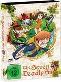 The Seven Deadly Sins - DVD 3 - Episoden 13-18 (2 Discs)