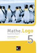 Mathe.Logo 5 Realschule Bayern Arbeitsheft Plus