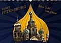 9783665915384 - Hermann Koch: St. Petersburg - Alles Gold was glänzt (Wandkalender 2018 DIN A3 quer) - Prunk und Pracht der Zaren in St. Petersburg (Monatskalender, 14 Seiten ) - کتاب