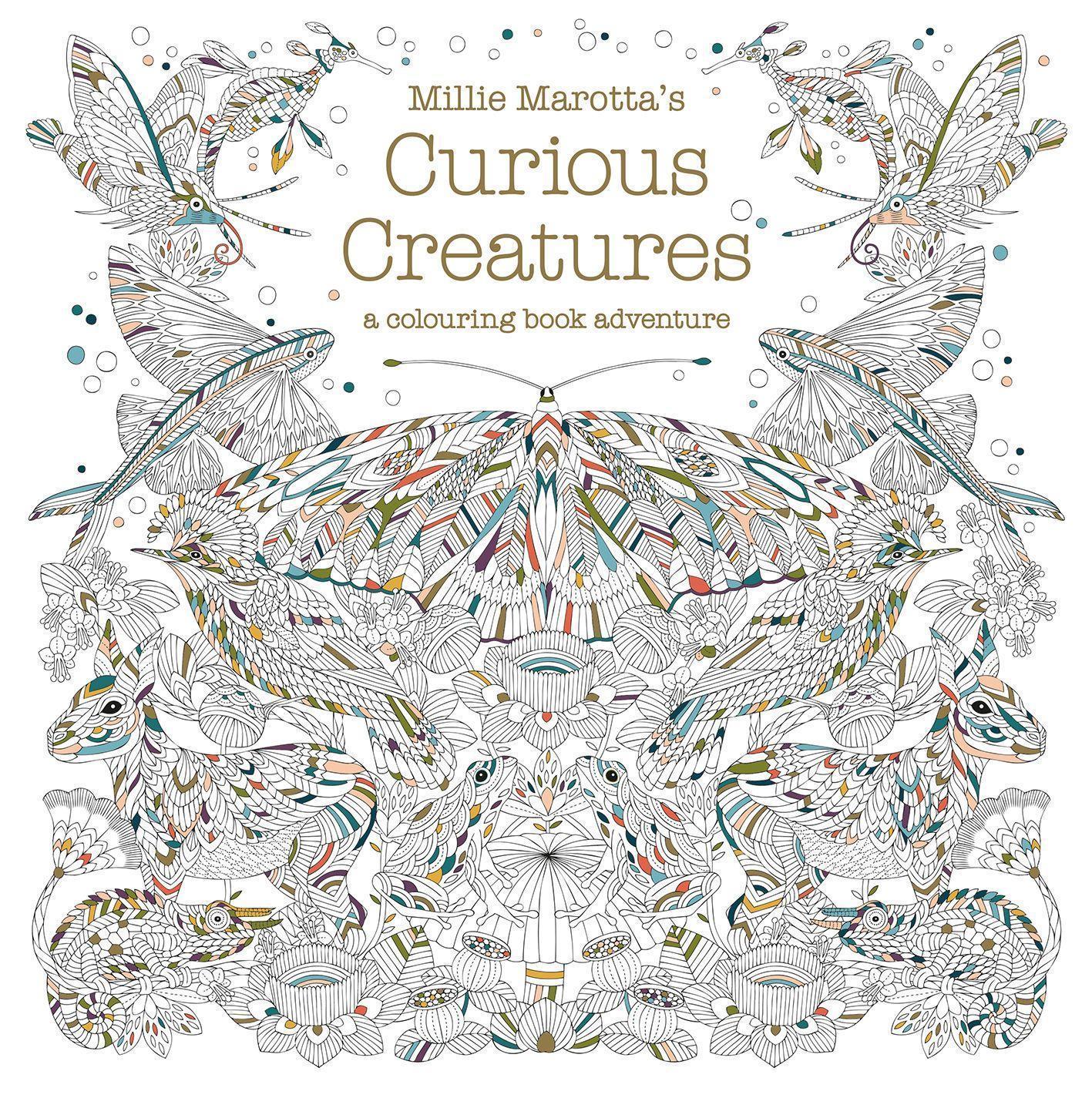 Millie-Marotta-039-s-Curious-Creatures-Millie-Marotta