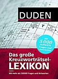 Duden - Das große Kreuzworträtsel-Lexikon; Mi ...