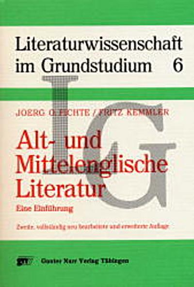 alt-und-mittelenglische-literatur-eine-einfuhrung, 2.74 EUR @ regalfrei-de