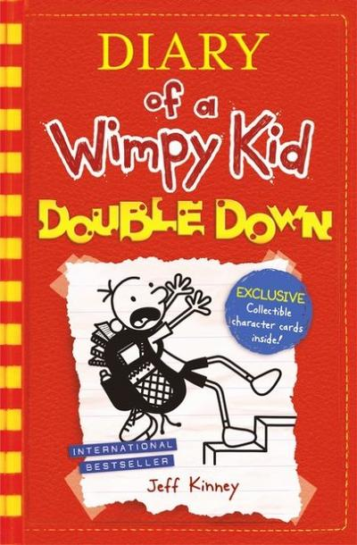 diary-of-a-wimpy-kid-double-down-diary-of-a-wimpy-kid-book-11-, 3.84 EUR @ regalfrei-de