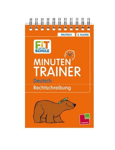 minutentrainer-2-klasse-deutsch-rechtschreibung