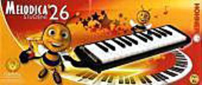 HOHNER Melodica Student 26, Gehäusefarbe: Schwarz