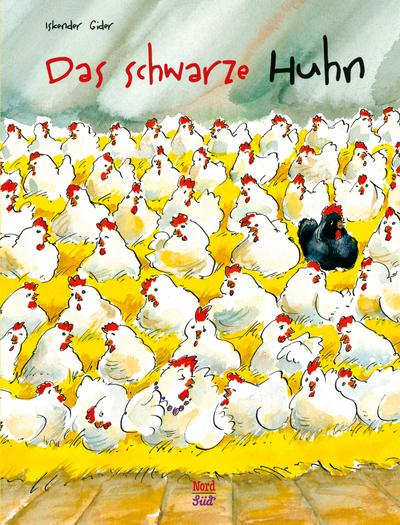 Das schwarze Huhn (Primary Picture Books German)