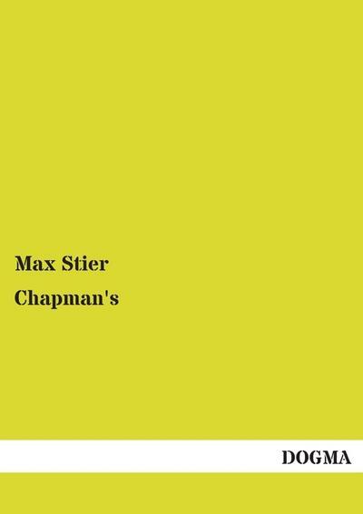 chapman-s