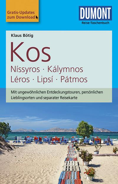 DuMont Reise-Taschenbuch Reiseführer Kos, Níssyros, Kálymnos, Léros, Lipsí, Pátm: mit Online Updates als Gratis-Download