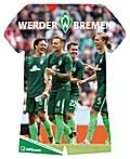 Werder Bremen Trikotkalender 2018