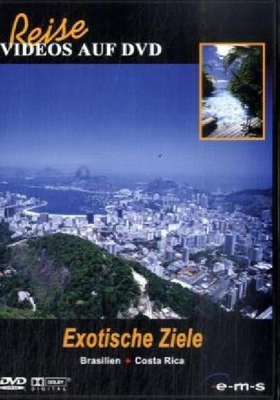 Exotische Ziele - Rough Trade Distribution Gmbh - DVD, Deutsch, , Brasilien; Costa Rica, Brasilien; Costa Rica