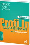 Brockhaus Scolaris Profi in Englisch 8. Klasse: Üben und verstehen, mit Audio-CD